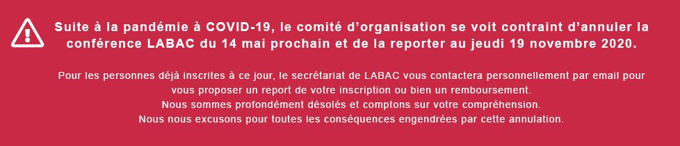 Conférence LABAC